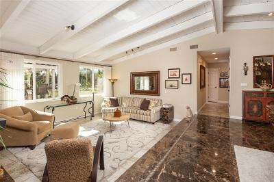Carlsbad Single Family Home For Sale: 2051 Alga Rd