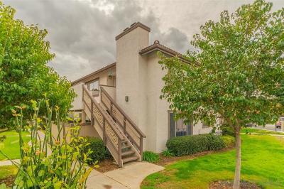 Santee Attached For Sale: 9885 Caspi Gardens Dr #4