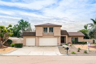 Bonita Single Family Home For Sale: 4154 Tim Street