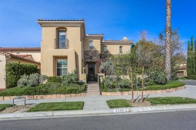 Single Family Home For Sale: 7728 Via Vivaldi