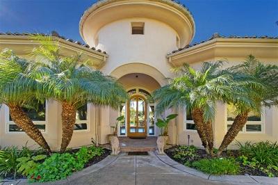 Single Family Home For Sale: 14810 Las Mananas