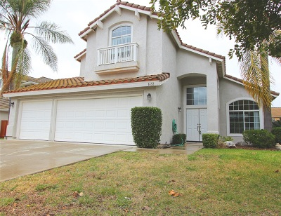 San Marcos Single Family Home For Sale: 1652 Medinah Rd