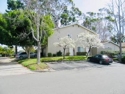 San Diego CA Townhouse For Sale: $408,000
