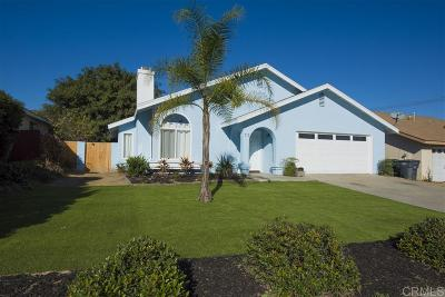 Single Family Home For Sale: 713 Marcos Vista
