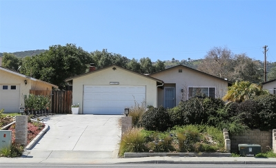 Poway CA Single Family Home For Sale: $669,000