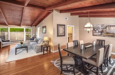 La Mesa Single Family Home For Sale: 9324 Carmichael