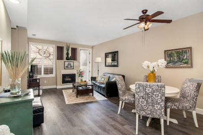 San Diego Townhouse For Sale: 3611 Florida St #5