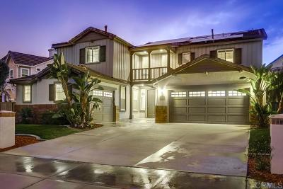 Carlsbad Single Family Home For Sale: 2114 Twain Avenue
