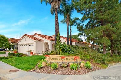 Rancho Bernardo, San Diego Single Family Home For Sale: 11998 Calle Parral