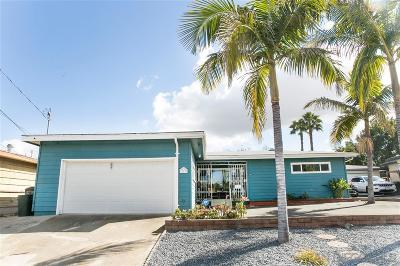 San Diego Single Family Home For Sale: 5203 E Falls View Drive
