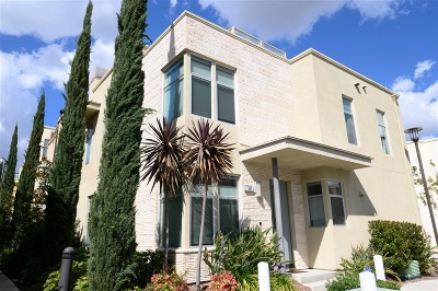 San Diego CA Single Family Home For Sale: $858,000