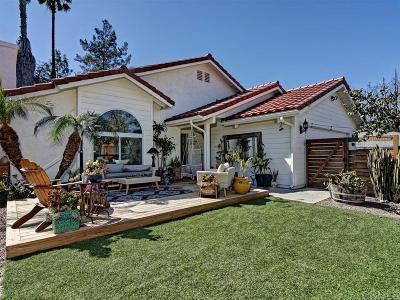 Vista Single Family Home For Sale: 549 Rancho Vista Rd