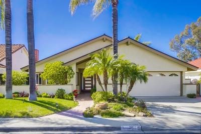 San Diego Single Family Home For Sale: 17548 Cumana Terrace