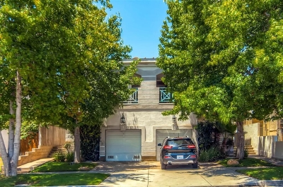 San Diego CA Attached For Sale: $795,000