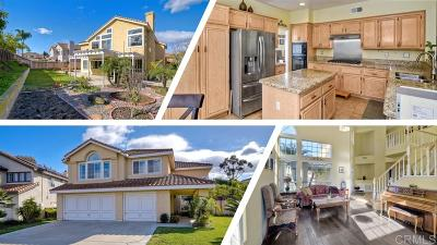 Chula Vista Single Family Home For Sale: 467 Westview Drive