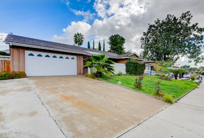 San Diego CA Single Family Home For Sale: $719,988