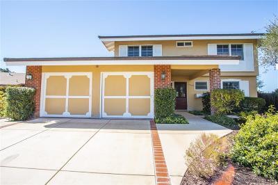 Clairemont, Clairemont East, Clairemont Mesa, Clairemont Mesa East Single Family Home For Sale: 5522 Noah Way