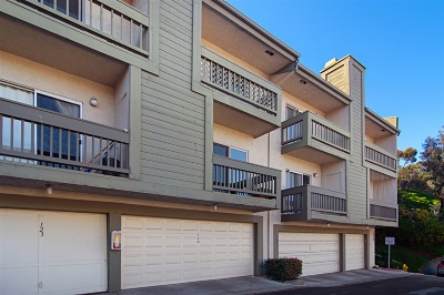 San Diego Townhouse For Sale: 3908 60th St #124