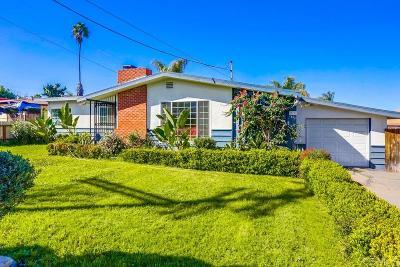 Vista Single Family Home For Sale: 790 N Citrus