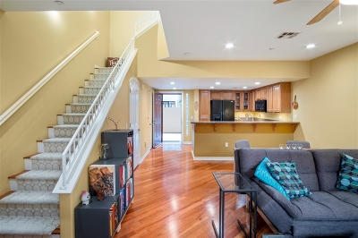 San Diego CA Attached For Sale: $649,000