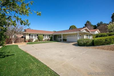 Single Family Home For Sale: 17124 Cloudcroft Dr