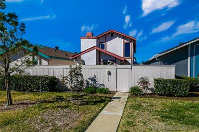 Santee Single Family Home For Sale: 9509 Jim Ln