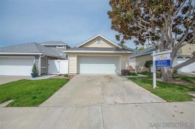 Carlsbad Single Family Home For Sale: 824 Bluewater Road