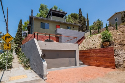 Mission Hills Single Family Home For Sale: 440 Sloane Avenue