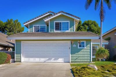 Carlsbad CA Single Family Home For Sale: $839,000
