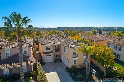 San Diego Single Family Home For Sale: 12901 Seabreeze Farms Drive
