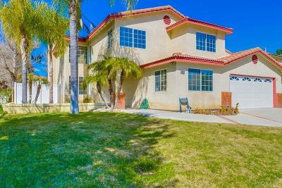 Murrieta, Temecula Single Family Home For Sale: 40499 Clear Light Road