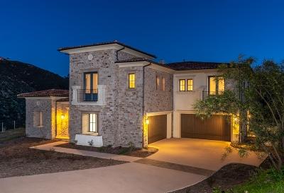 Single Family Home For Sale: 18021 Cerro Del Sol