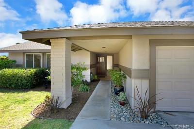 Oceanside Single Family Home For Sale: 1911 Cheyenne Circle