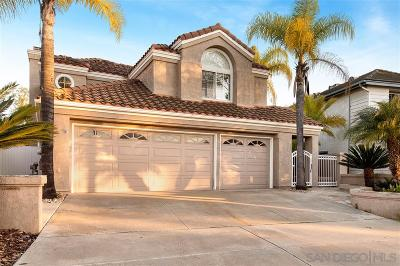 San Diego Single Family Home For Sale: 11611 Lugar Playa Catalina