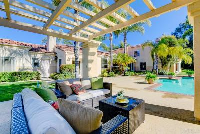 Encinitas Single Family Home For Sale: 3427 Bumann Rd