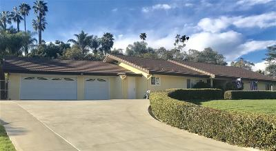 Single Family Home For Sale: 809 Valley Drive