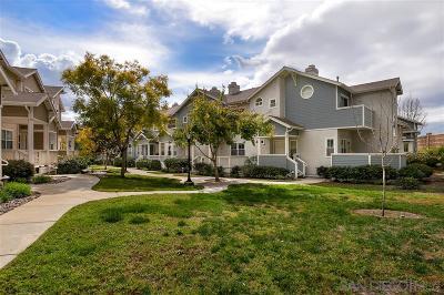 San Diego Attached For Sale: 10010 Scripps Vista Way #81