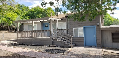 Single Family Home For Sale: 10116 Fondo Road