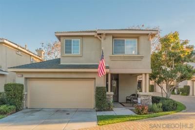 San Diego County Townhouse For Sale: 2803 W Canyon Ave