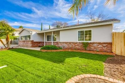 Single Family Home For Sale: 9227 Dalehurst Rd