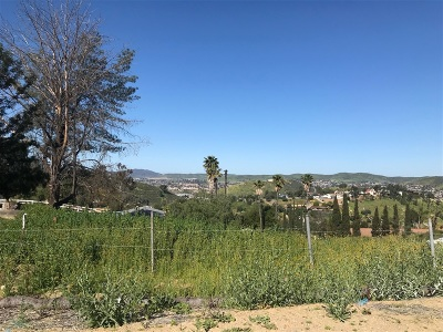 Lakeside CA Residential Lots & Land For Sale: $189,000