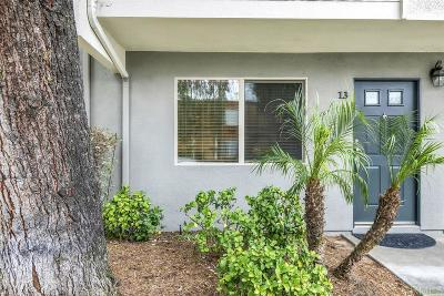 Townhouse For Sale: 1045 Peach Ave #13