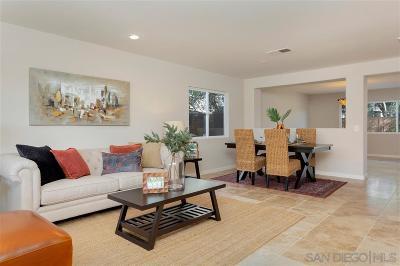 San Diego Single Family Home For Sale: 5924 Vista San Isidro