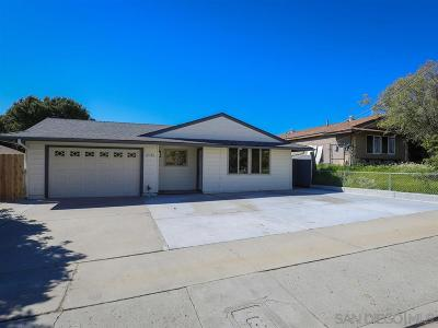 San Diego Single Family Home For Sale: 3132 38th St