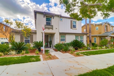 Single Family Home For Sale: 1732 Wolf Canyon Loop