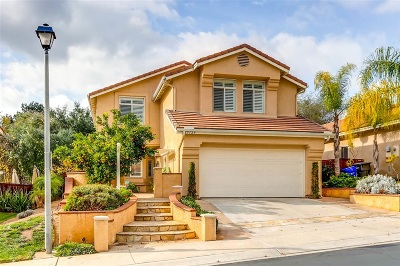 Single Family Home For Sale: 29724 Platanus Drive