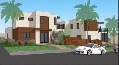 San Diego Single Family Home For Sale: 4753 Noyes Street