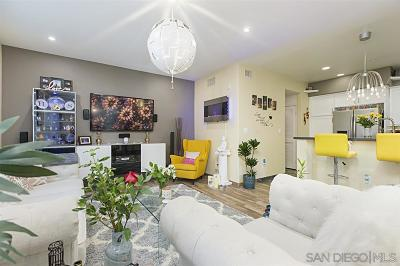 San Diego Townhouse For Sale: 5426 Soho View Terrace