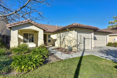Oceanside Single Family Home For Sale: 3908 Baja Vista Dr