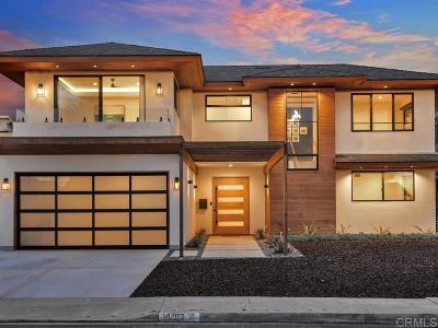 Del Mar Single Family Home For Sale: 14203 Recuerdo Drive